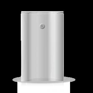 Industry Beutel mit Seitenfalte mit Ventil metallisierter Aussenlage