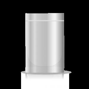 Industry Doypack mit metallisierter Aussenlage